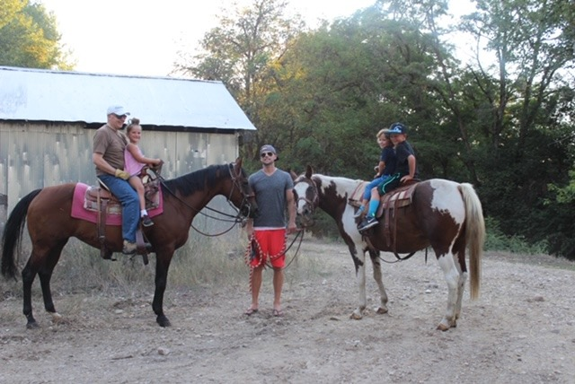 Lane, Andy & Horses
